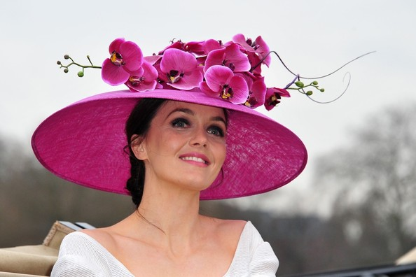 Victoria Pendleton Launches Royal Ascot