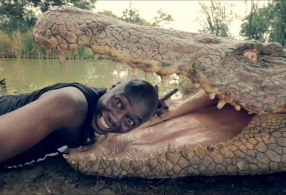 Crocodile-dundee