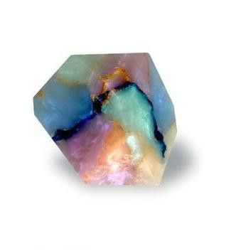 Banded opal